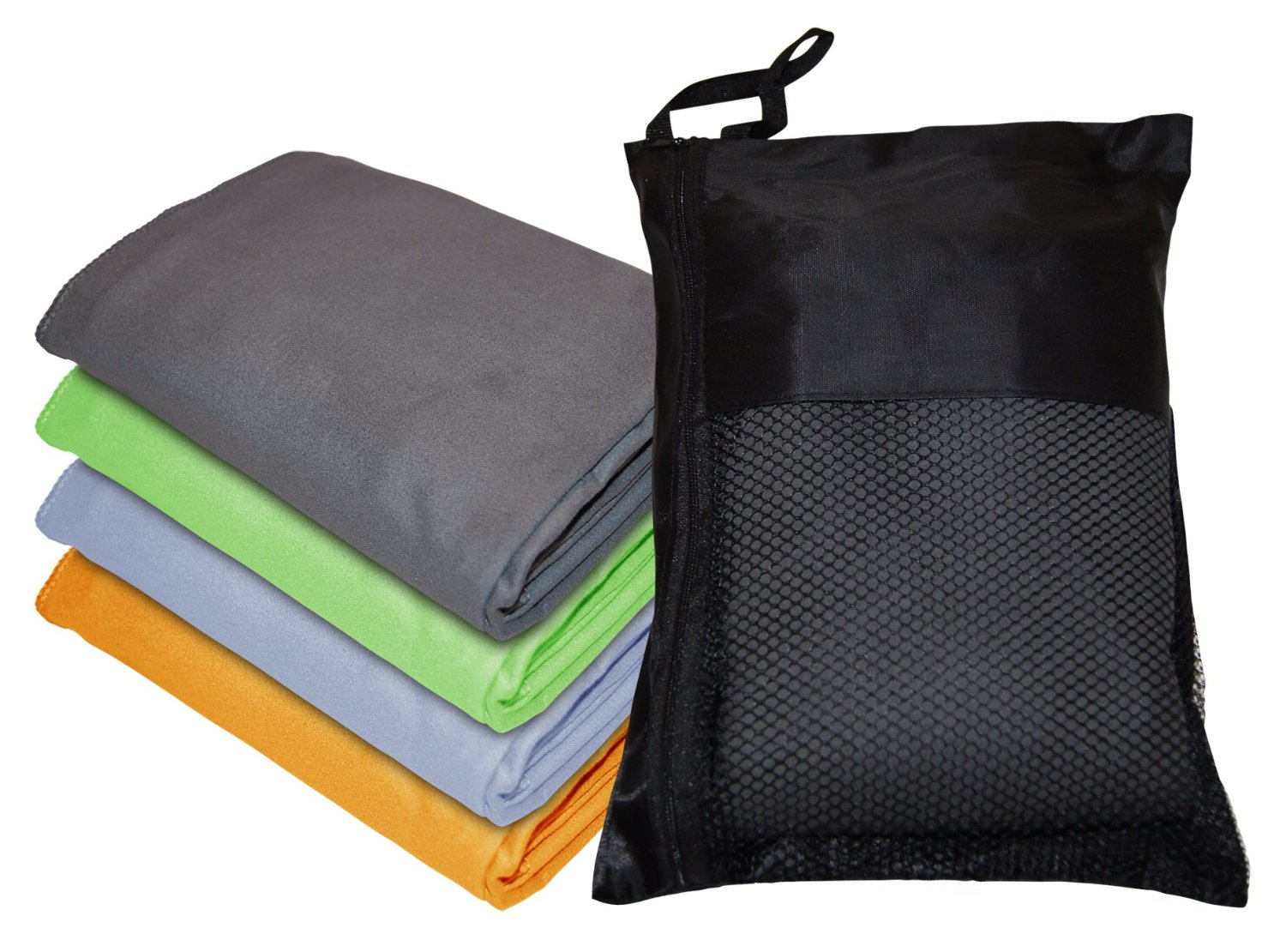 microfiber towel for camping